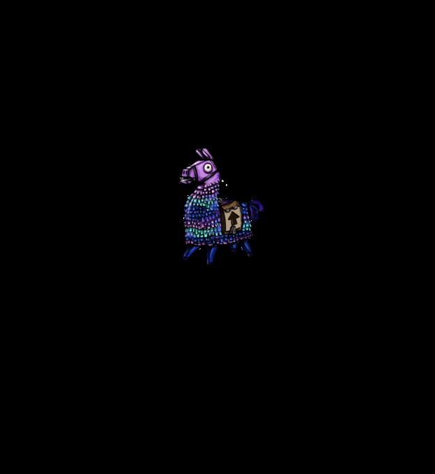 Fortnite Láma - Gyerek póló b7f9bdedf0